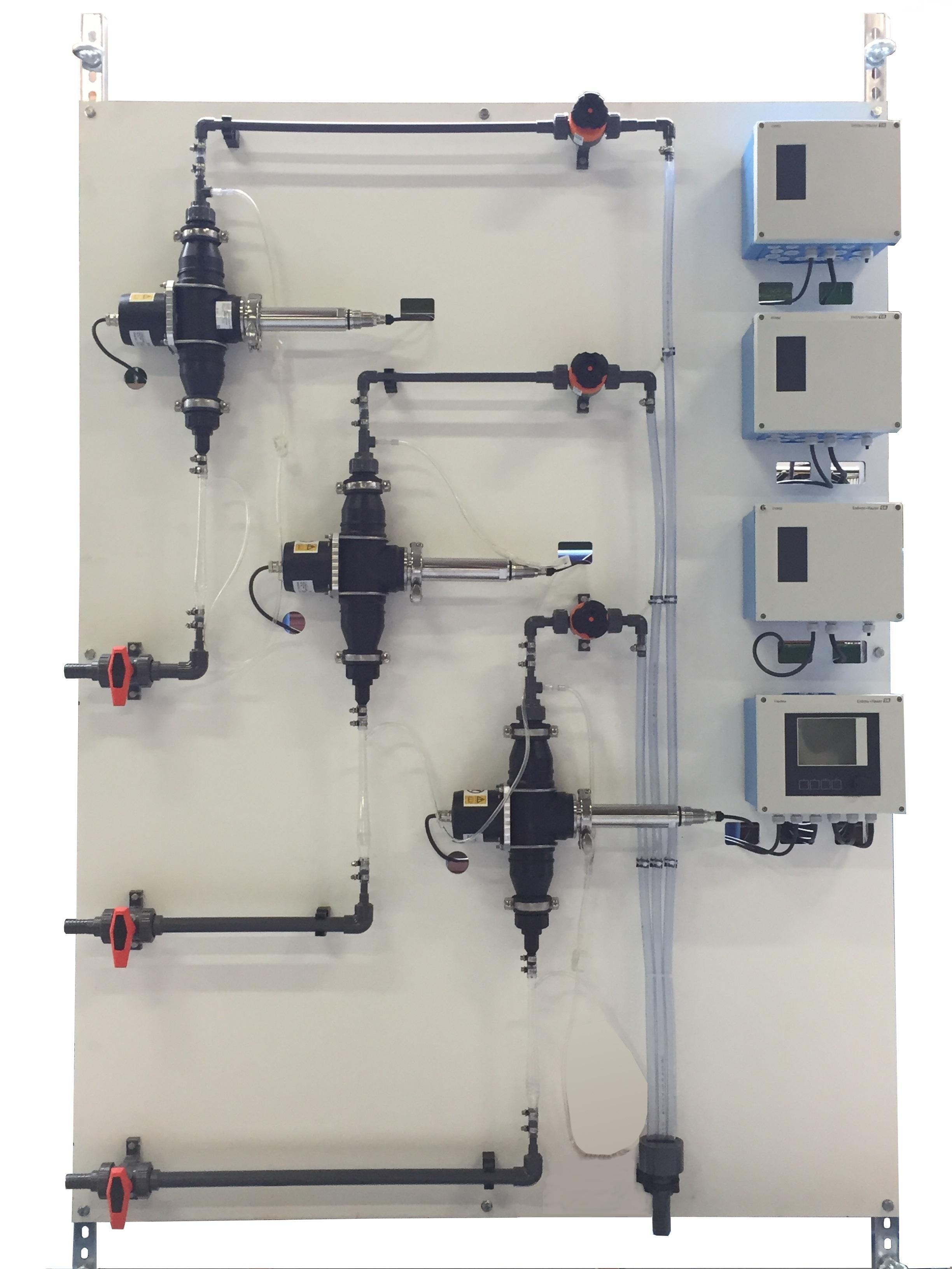 Panoplies personnalisées de tuyauteries et d'équipements